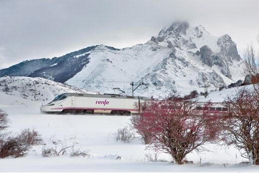 The High Speed Rail Study has shown that high-speed rail services can be run on a commercially viable basis. <strong> Photo: Renfe </strong>