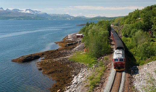 The Nordland Line – 50 years - Bane NOR